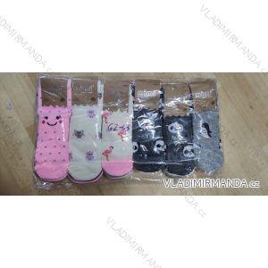 Ponožky slabé dětské a dorost dívčí a chlapecké (23-34) AURA.VIA GZ-03
