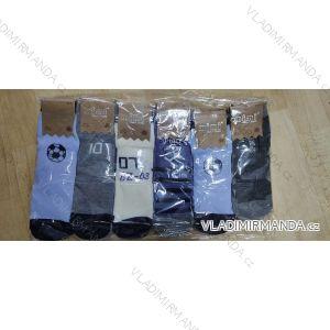 Ponožky slabé dětské a dorost chlapecké (23-34) AURA.VIA BZ-03