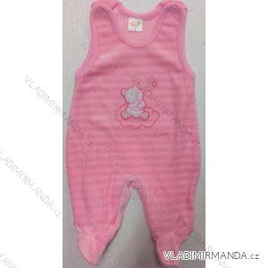 Dupačky dojčenské zamatovej (56-86) KAY20001
