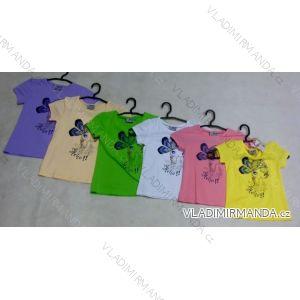 Tričko krátký rukáv dětské dívčí (98-134) ARTENA 91001