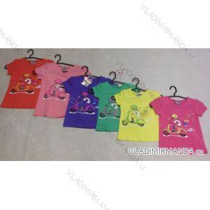 Tričko krátký rukáv dětské dívčí (98-134) ARTENA 91007