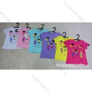 Tričko krátký rukáv dětské dívčí (98-134) ARTENA 91006
