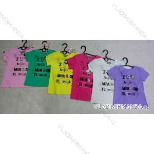 Tričko krátký rukáv dětské dívčí (98-134) ARTENA 91008