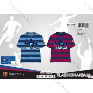 Tričko krátký rukáv dětské dorost chlapecké (116-164) FC BARCELONA SETINO 961-006