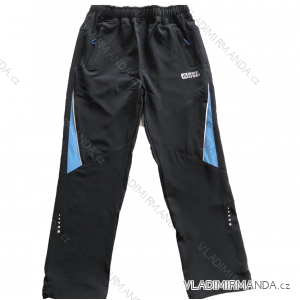 Kalhoty  dětské dorost  (116-146) WOLF B2086