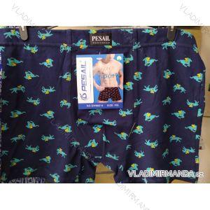 Boxerky bavlněné pánské (L-3XL) PESAIL PES20GW88214