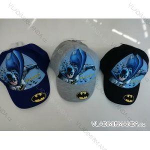 Kšiltovka Batman dětská chlapecké (52-54 cm) SETINO 771-916