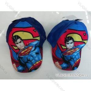 Šiltovka superman detská chlapčenská (52-56 cm) SETINO 771-922