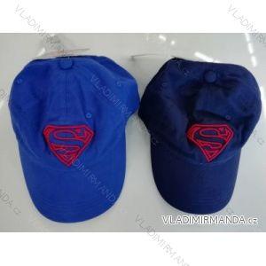 Kšiltovka Superman dorost chlapecká(56-58 cm) SETINO 771-931