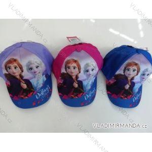 Šiltovka frozen detská dievčenské (52-54 cm) SETINO FRO-CAP-028