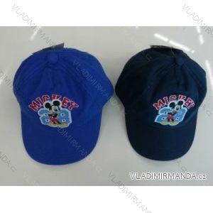 Kšiltovka Mickey dětská chlapecké (52-54 cm) SETINO MIC-CAP-017