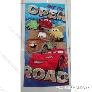 Osuška plážová cars detská chlapčenská (70 x 140 cm) SETINO CR-H-TOWEL-84