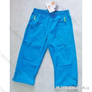 Kalhoty šusťákové 3/4 krátké slabé  dámské (m-2xl) TURNHOUT 56194