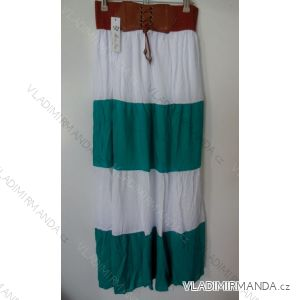 Sukně letní dámská bavlněná (m-2xl) LISHA 3015