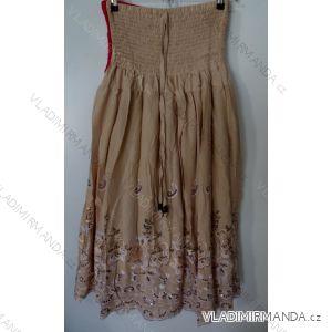 Šaty letní  dámské  bavlněné (m-2xl) LISHA 429
