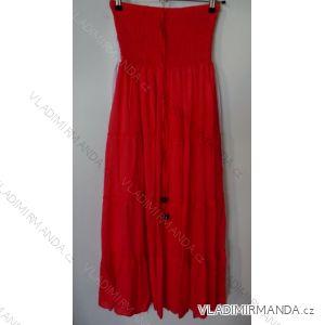 Šaty  letní dámské  bavlněné (m-2xl) LISHA 851