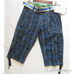 Kraťasy šortky plátěné  pánské ( m-xxl ) GO-START AH0621