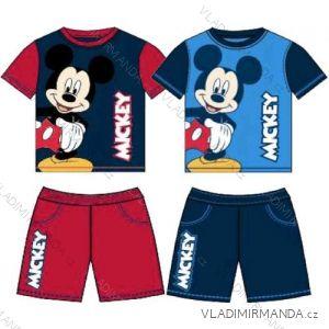f953e10055251 Súprava letná mickey mouse detská chlapčenská (2 - 6 rokov) TKL D33506