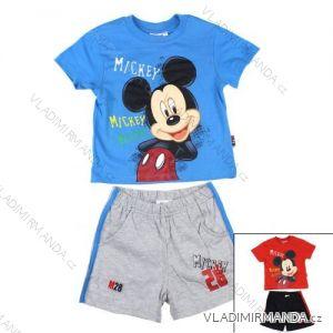 81a13d2a256a5 Súprava letná mickey mouse detská chlapčenská (2 - 6 rokov) TKL 13518F