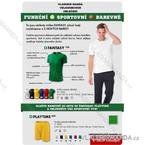Tričko krátký rukáv dětské dorost (110-146) FANTASY124