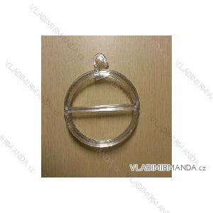 Plastový věšák na šály kruh UNI RAZNA2T