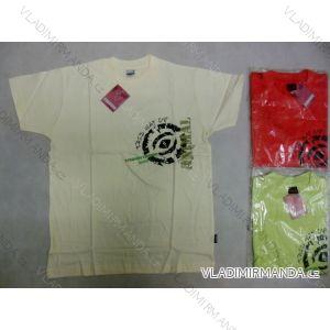 Tričko krátký rukáv bavlněné pánské (m-l) CALVI 09-098