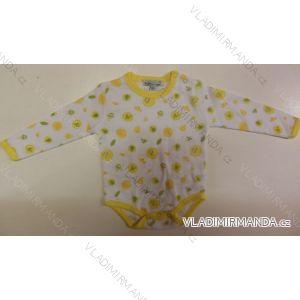 Body dlouhý rukáv kojenecké dívčí (56-98) GOMEB TW-11