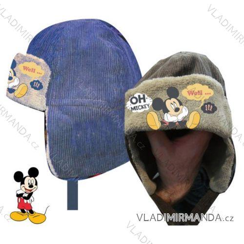 22394606c Čiapka baranice zimná detská chlapčenská mickey mouse (48-50) SUN CITY  HM4253