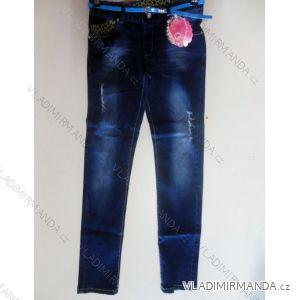 Rifle jeans dorost dívčí (134-164) SUN SEA LK-1225