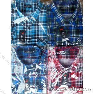 Košile flanel pánská (42-49) VESTA 11265