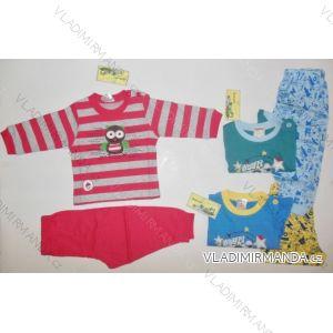 Pyžamo kojenecké mix (62-92) COANDIN S1369