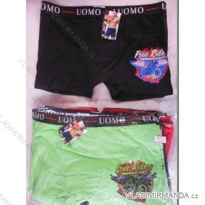Boxerky pánské (m-2xl) UOMO B8391