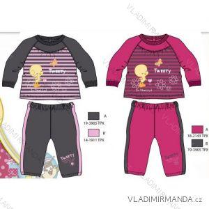 1cc9585b441c8 Súprava tepláková tweety dojčenská dievčenské (3-24 mesiacov) TKL 202230