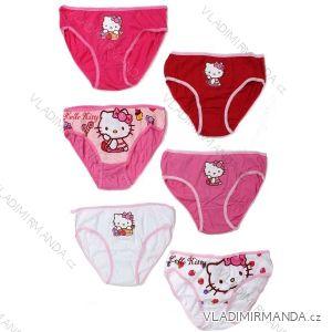 Kalhotky hello kitty kojenecké a dětské dívčí (2-8 let) SETINO 730-597