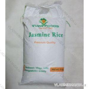 Rýže jasmínová premium quality 9 kg/549 kč VUZA FOODS RJ01