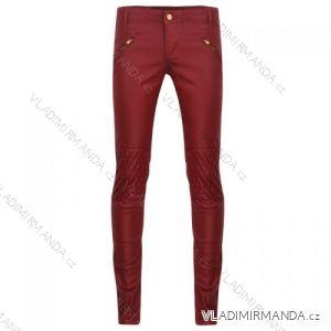 Kalhoty upnuté elastické dámské (34-42) GO-STORY WSK-6405