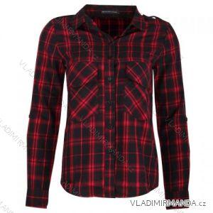 Košile dlouhý rukáv dámská (s-xl) GLO-STORY WCS-6277