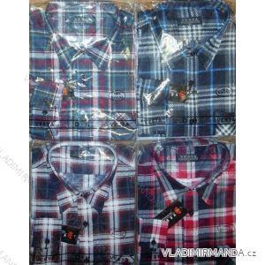 Košile flanel pánská (42-49) VESTA 11267 TIPDAREK