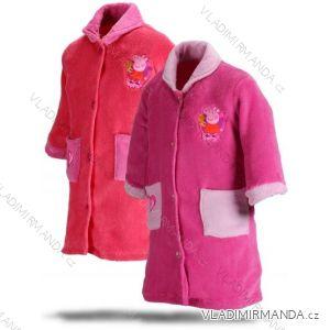 Župan / koupací plášť kojenecký dětský dívčí (92-116) PEPPA PIG SETINO 840-026