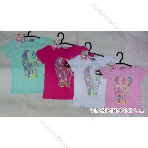 Tričko krátký rukáv dětské dívčí (98-134) ARTENA 93001