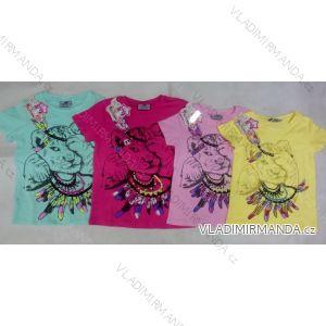 Tričko krátký rukáv dětské dívčí (98-134) ARTENA 93002