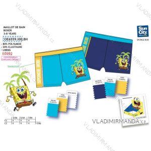 Plavky spongebob dětské chlapecké (3 4-5 6-7 8 1604a0c15e
