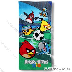 Beach towels children (70   140cm) ANGRY BIRDS SETINO 820-369 ef71bf2e44