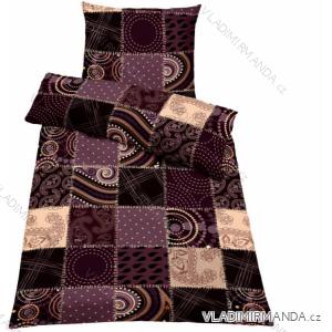 Ložní povlečení bavlněné 70x140cm+70x90cm BYTOVÝ TEXTIL laraplus patchwork