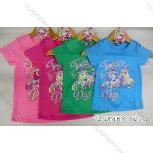 Tričko krátký rukáv dětské dívčí (98-134) ARTENA 93010