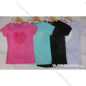 Tričko krátký rukáv dorost dívčí (128-164) ARTENA 93012