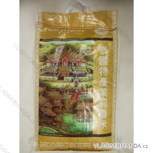 Nejlepší jasmínová rýže - thaiská rýže - 4.5kg/299 kč - aaa lotus brand