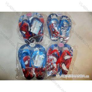 Žabky spiderman dětské chlapecké (27-34) STAMION S09901