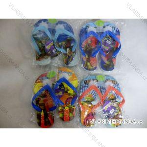 Žabky ninja turtle dětské chlapecké (27-34) STAMION NT09901