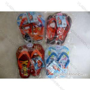 Žabky cars dětské chlapecké (27-34) STAMION D09935